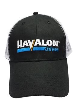 Picture of Havalon Black Trucker Hat